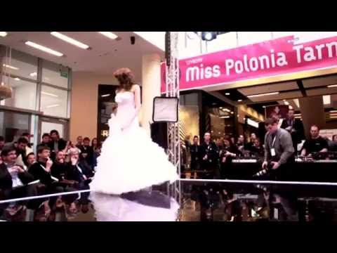 Miss Polonia Tarnowa 2012 w Galerii Tarnovia