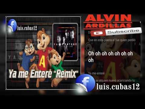 Reik - Ya Me Enteré ft. Nicky Jam