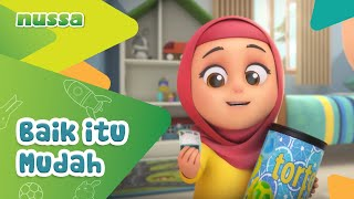 Video NUSSA : #BaikItuMudah MP3, 3GP, MP4, WEBM, AVI, FLV Juni 2019