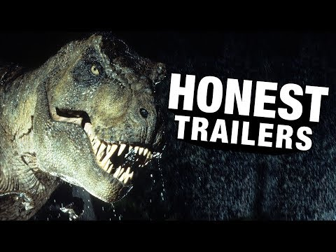 park - You demanded it... So don't get mad at us! Honest Trailer: Jurassic Park - Spielberg's last truly awesome popcorn flick before becoming an old sap. We'll be ...