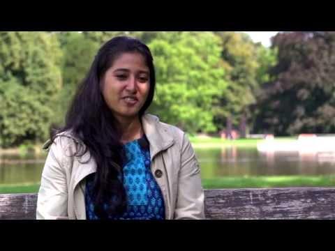 Ausgezeichnet für ihr Engagement: Akila Sriramulu