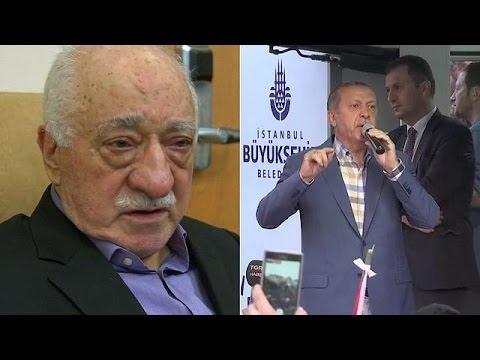 Σύγκρουση μέχρις εσχάτων Ερντογάν- Γκιουλέν
