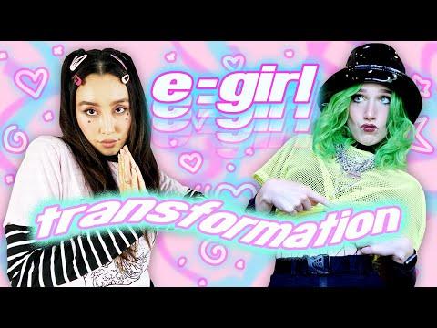 Transforming Ourselves into E-Girls