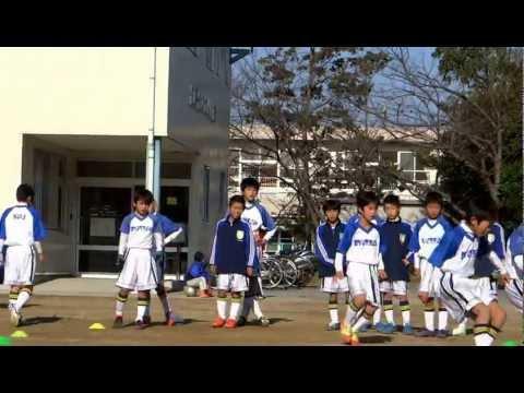 20121125 U-11 第42回 Honda CUP 予選リーグ 佐鳴台小