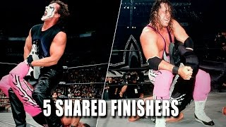 5 finishers WWE Superstars shared: 5 Things Video