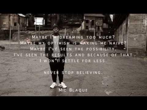 New Video: Mic Blaque – Powerless