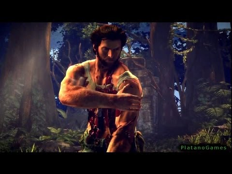 X Men Origins: Wolverine - Wolverine is being hunted by a group of soldiers in an urban environment. He then remembers back to a mission in the from his past. To watch full CGI intro c...
