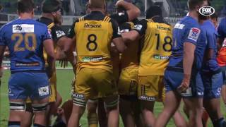Force v Hurricanes Rd.15 Super Rugby Video Highlights 2017