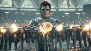 インドのぶっ飛んだアクション映画がパワーアップ/映画『ロボット2 0』予告編