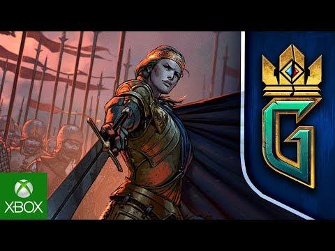 GWENT: Thronebreaker | Story Campaign Teaser Trailer
