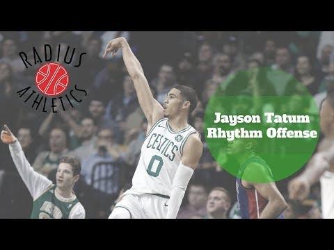 Boston Celtics - #RhythmOffense (Catch & Go - Advanced Count Read)