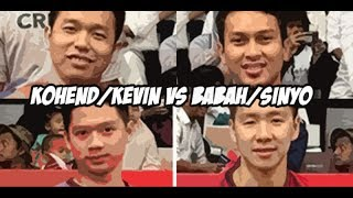 Download Video Exhibition Match : Hendra Setiawan/Kevin Sanjaya Sukamuljo vs Mohammad Ahsan/Marcus Fernaldi Gideon MP3 3GP MP4