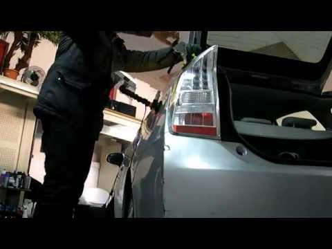 comment reparer aile voiture