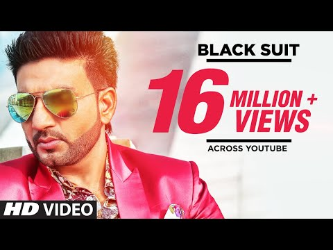 Preet Harpal Black Suit Full Song Ft. Fateh
