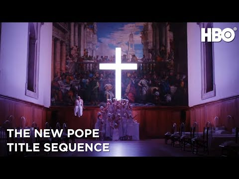 The New Pope: Good Time Girl (Title Sequence)   HBO