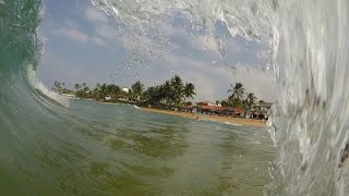 Hikkaduwa Sri Lanka  City pictures : Sri Lanka ☀ Hikkaduwa Surf Trip 2014 ★ 2015