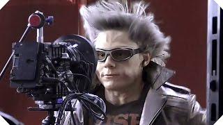 X-MEN APOCALYPSE - QUICKSILVER's Best Scene Making Of by Fresh Movie Trailers