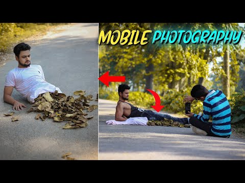 5 Viral Photography To Another Level | Mobile Photography Tips & Tricks Step By Step In Hindi