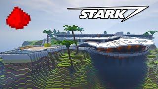 STARK MANSION IN MINECRAFT!! (w/ 500+ Command Blocks) - Command Block House