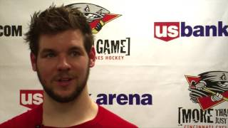 Cincinnati Cyclones Postgame Report - April 30, 2013