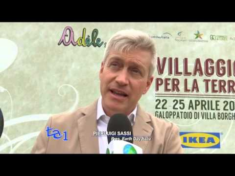 IL VILLAGGIO PER LA TERRA DI EARTH DAY ITALIA