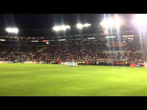 Pumas vs  Pachuca 2015 La Rebel Presente. - La Rebel - Pumas