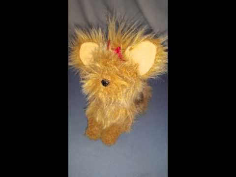 Furreal friends puppy dog Yorkie teacup pups plush toy