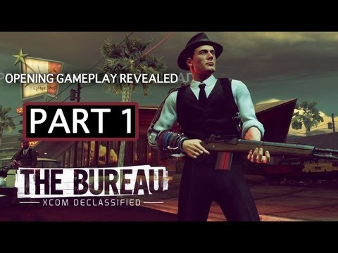 The Bureau: XCOM Declassified (CD-Key, Steam, Россия и СНГ) Gameplay