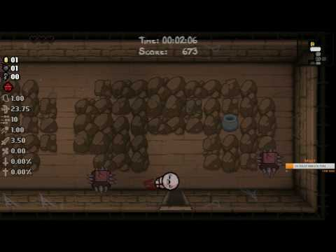 Dozkoz и The Binding of Isaac: Afterbirth+. 3 стрим.