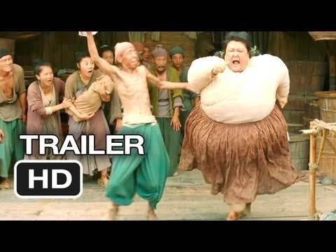 Journey To The West Official Trailer #1 (2013) - Stephen Chow Movie HD