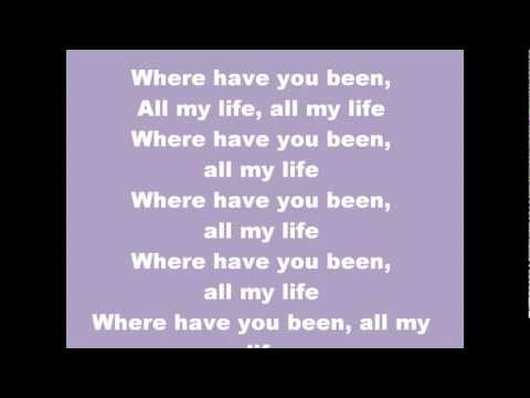 , title : '**LYRICS** Rihanna - Where Have You Been'