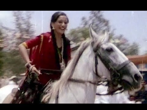 Madhuri - Check out the famous horse riding comedy scene from the bollywood classic romantic hindi family drama movie Abodh (1984) starring Madhuri Dixit, Tapas Pal, V...