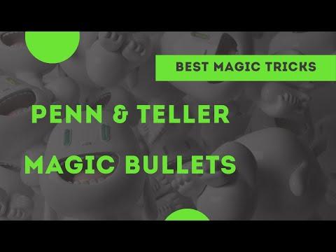Penn ja Teller – Taikaluodit
