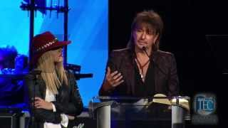 Video Slash receives the Les Paul Award at the 30th Annual 2015 NAMM/TEC Awards MP3, 3GP, MP4, WEBM, AVI, FLV November 2018