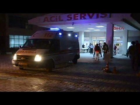 Αιματηρή επίθεση αυτοκτονίας στην ανατολική Τουρκία