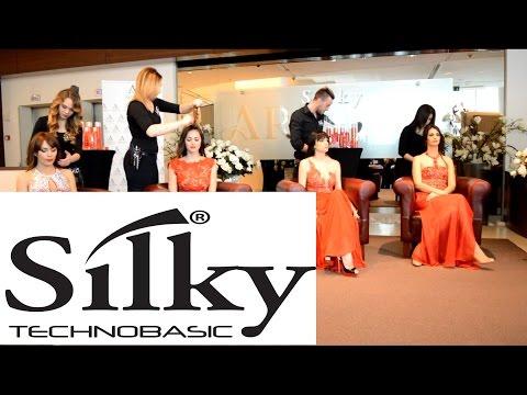Silky technobasic - ekskluzivni preparati za kosu