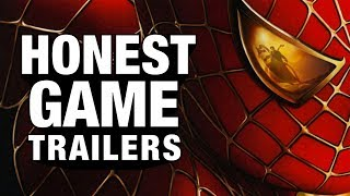 SUBSCRIBE ►►http://smo.sh/SubscribeSmoshGames Experience a superhero title that bucks the trend and went down in history as a classic video game...it's SPIDER-MAN 2!Trailers that tell you the TRUTH about your favorite Video Games: Honest Game Trailers. These are the hilarious trailers the game developers don't want you to see... Honest Game Trailers: Spider-Man 2Executive Producers: Matt Raub and Spencer GilbertEpisode Written by: Andrew Bird, Max Song, Spencer Gilbert and Matt RaubEdited by: Max SongVoiceover Narration by Jon:http://youtube.com/jon3pnt0 Play with us!Subscribe: http://smo.sh/SubscribeSmoshGamesStream: http://twitch.tv/SmoshGamesLike us on Facebook: http://facebook.com/SmoshGames Follow us on Twitter: http://twitter.com/SmoshGames