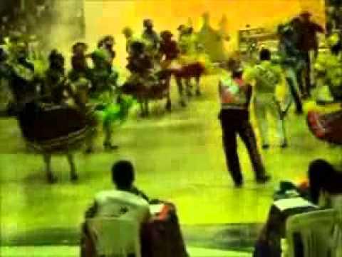 Quadrilha Junina Rei do Baião 2011 em Porteiras - CE 3º Parte'