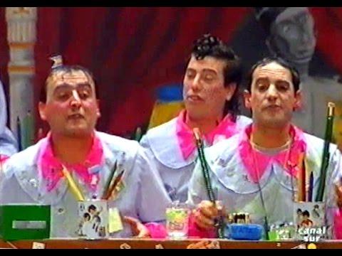 Chirigota - Una Chirigota con Clase \ Actuación Completa en la FINAL \ Carnaval 1996