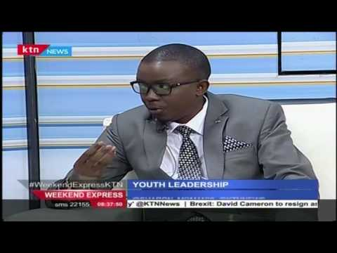 Weekend Express Interview 25th June 2016: Place of the Kenyan youth in National politics