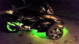 9. 2009 Can-Am Spyder Phantom
