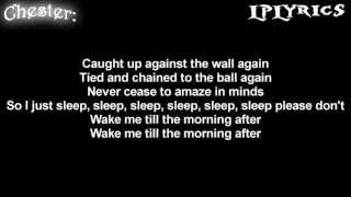 Linkin Park - Morning After [Lyrics on screen] HD