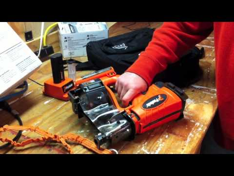 Video That Checks Out The Paslode CR175C CORDLESS ROOFING NAILER U2013 Review.  Video That Reviews, Discusses And Takes A Look On Power Tools From Paslode.