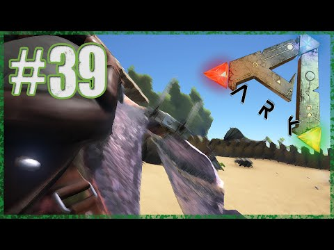 Ark : Survival Evolved - Episode 39 - Dino Trackers & Plant Turrets ?!