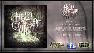 Held In Contempt-The Cliche
