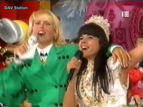 Mara e Xuxa