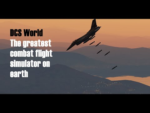 A Homage to DCS World: The greatest combat flight sim on earth!