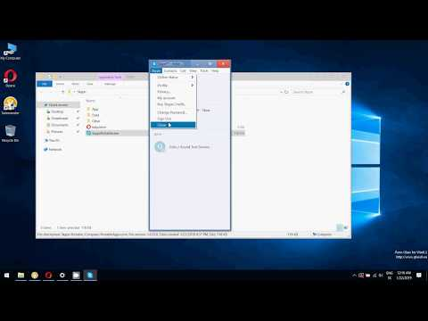 Working Skype Classic 7.4 Portable Patched 2019