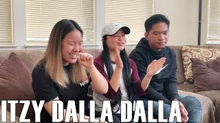 Video ITZY- Dalla Dalla (Reaction Video) MP3, 3GP, MP4, WEBM, AVI, FLV April 2019