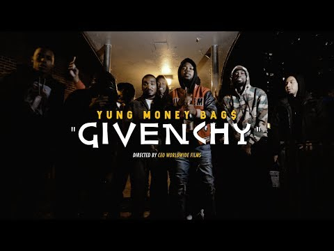 """YUNG MONEY BAGS """"Givenchy"""" Official Music Video [ Dir. by CEO WORLDWIDE FILMS ]"""